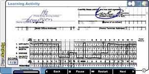dot log book complyance